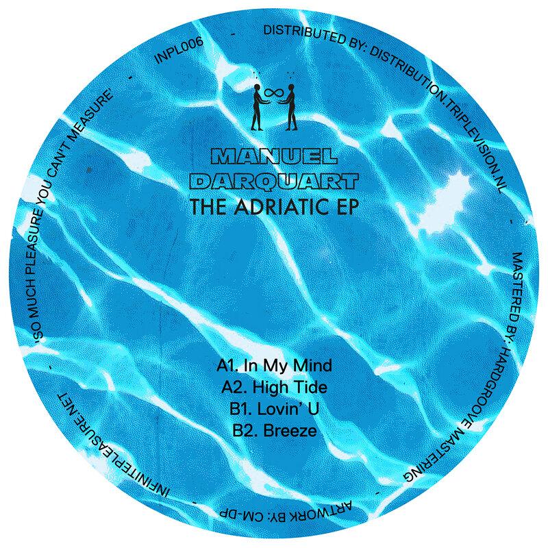 Cover art - Manuel Darquart: The Adriatic EP