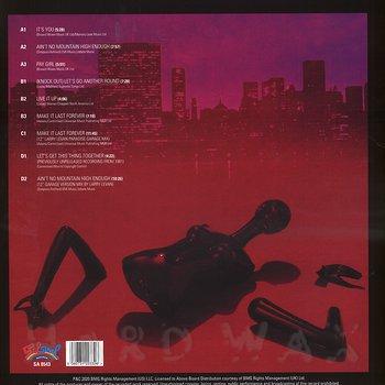 Cover art - Inner Life: Inner Life