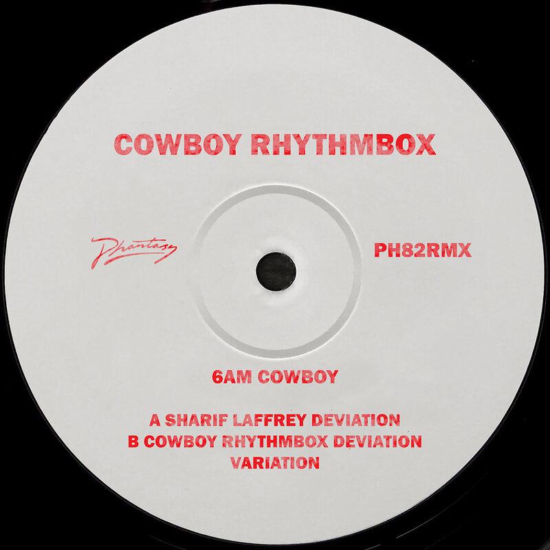 Cover art - Cowboy Rhythmbox: 6AM Cowboy