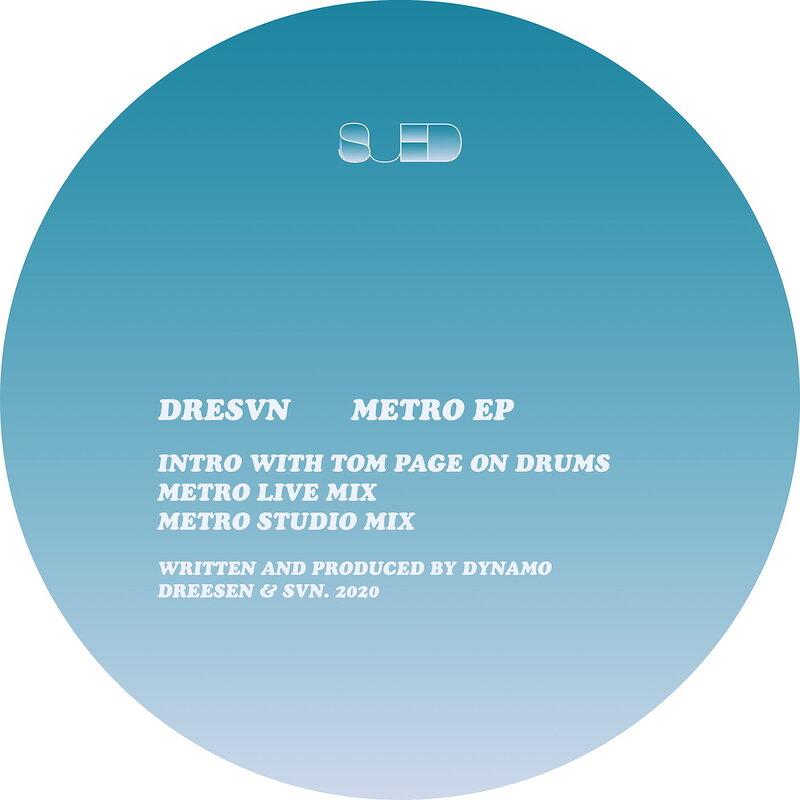Cover art - Dresvn: Metro