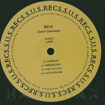 Cover art - BOA: Outer Gateways