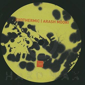 Cover art - Arash Moori: Exothermic