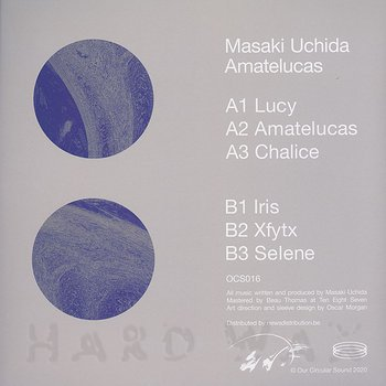 Cover art - Masaki Uchida: Amatelucas