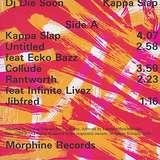 Cover art - DJ Die Soon: Kappa Slap