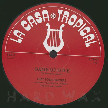 Cover art - Hot Soul Singers: Game Of Love