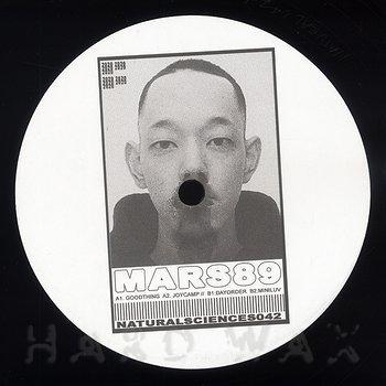 Cover art - Mars89: 2020