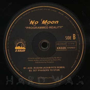 Cover art - No Moon: Set Phases To Stun