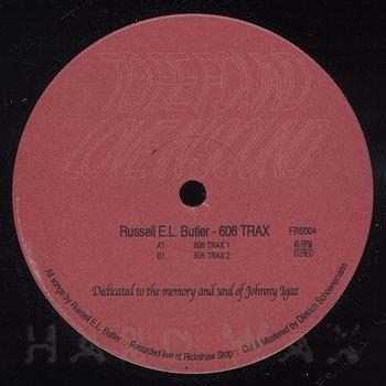 Cover art - Russell E.L. Butler: 606 TRAX