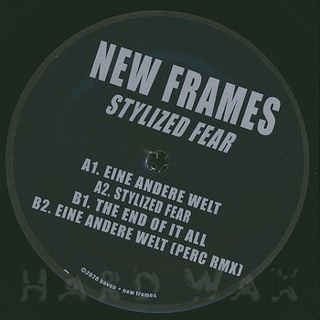 Cover art - New Frames: Stylized Fear