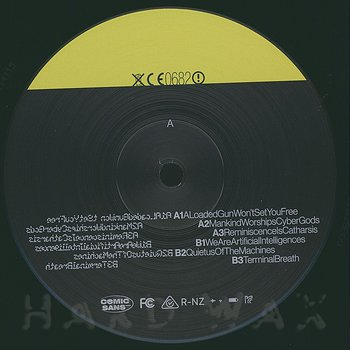 Cover art - Netsh: Cyberbass Transmission