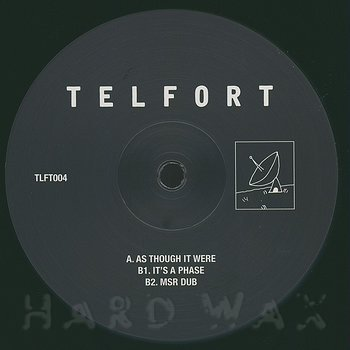 Cover art - Telfort: As Though It Were