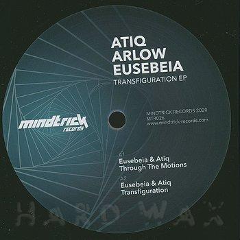 Cover art - Eusebeia, Atiq & Arlow: Transfiguration EP