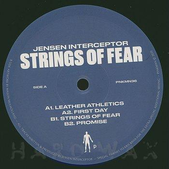 Cover art - Jensen Interceptor: Strings Of Fear