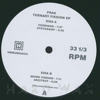 Cover art - Frak: Ternary Fission EP