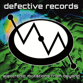Cover art - Various Artists: Electronic Mutations From Beyond