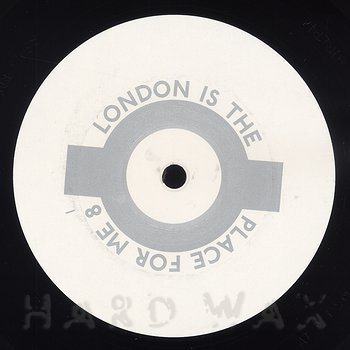 Cover art - Various Artists: London Is The Place For Me 8: Lord Kitchener In England, 1948-1962