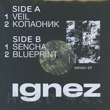Cover art - Ignez: Veil