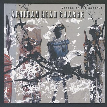 Cover art - African Head Charge: Voodoo Of The Godsent