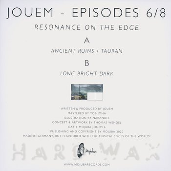 Cover art - Jouem: Episodes 6/8 - Resonance On The Edge