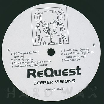 Cover art - ReQuest: Deeper Visions