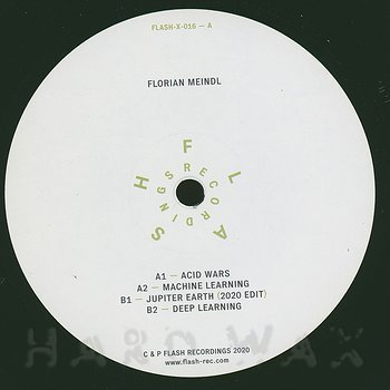 Cover art - Florian Meindl: Acid Wars EP