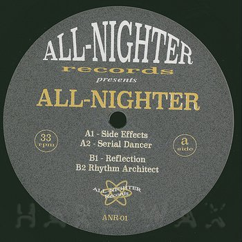 Cover art - All-Nighter: Nite Grooves