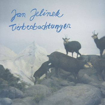 Cover art - Jan Jelinek: Tierbeobachtungen