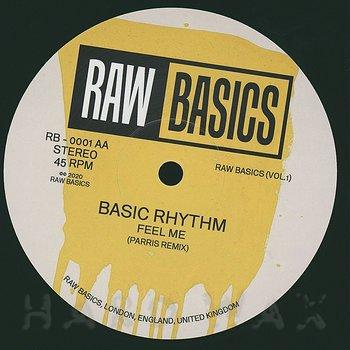 Cover art - Basic Rhythm & Parris: Raw Basics Vol. 1