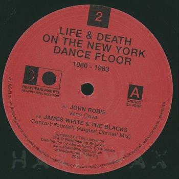 Cover art - Various Artists: Life & Death On A New York Dance Floor 1980-1983 Part 2