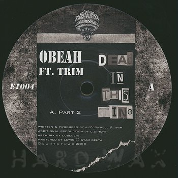 Cover art - Obeah Feat. Trim & Rider Shafique: Dead In This Ting