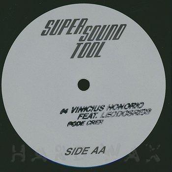 Cover art - Juan Sanchez / Vinicius Honorio: Super Sound Tool #4