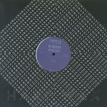 Cover art - DJ Deeon: Funk City