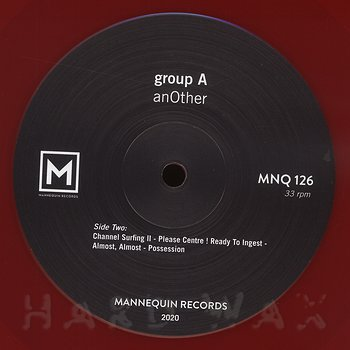Cover art - Group A: Another LP