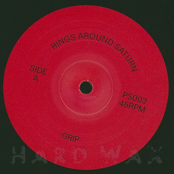 Cover art - Rings Around Saturn: PS003