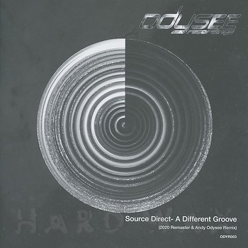 Cover art - Source Direct: A Different Groove