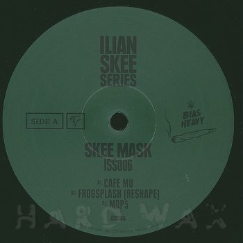 Cover art - Skee Mask: ISS006