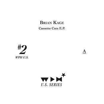 Cover art - Brian Kage: The Cassette Cuts EP