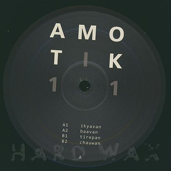 Cover art - Amotik: Ikyavan