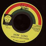 Cover art - African Brothers: How Long
