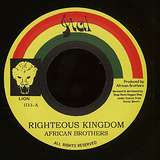 Cover art - African Brothers: Righteous Kingdom