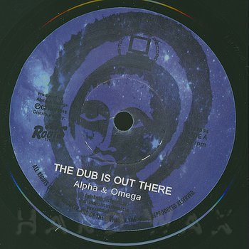 Cover art - Alpha & Omega: The Dub Is Out There