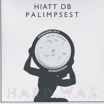 Cover art - Hiatt dB: Palimpsest