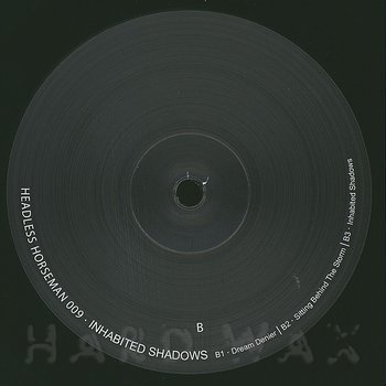Cover art - Headless Horseman: Inhabited Shadows