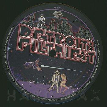Cover art - Detroit's Filthiest: Please Play Again