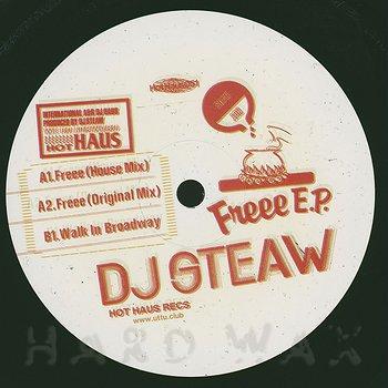 Cover art - DJ Steaw: Freee