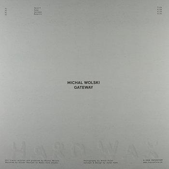 Cover art - Michał Wolski: Gateway