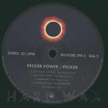 Cover art - Pecker: Pecker Power