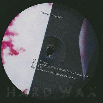 Cover art - Blawan: Immulsion EP