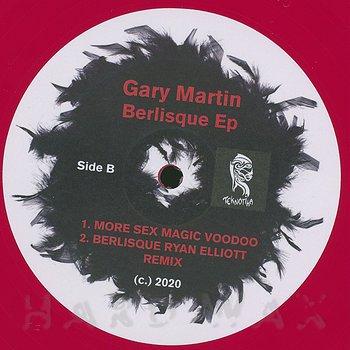 Cover art - Gary Martin: Berlisque