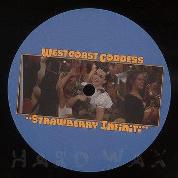 Cover art - Westcoast Goddess: Strawberry Infiniti